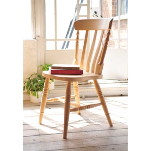 Farmhouse Kitchen Chair