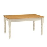 Winchester Painted 152cm (5ft) Table and 2 Dining Benches 921.465.2