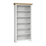Clermont Grey Bookcase 922.452_7ewksab5