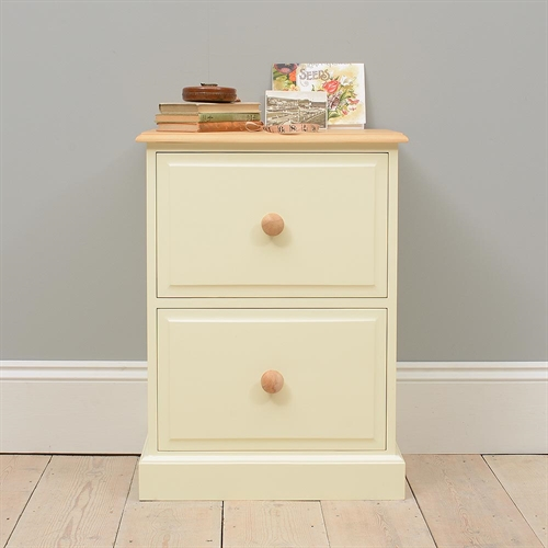 Winchester Painted 2 Drawer Filing Cabinet