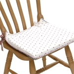Set of 4 Check and Hearts Reversible Seat Pads 926.061_y472xtxq