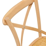 Set of 6 Natural Bistro Chairs 944.006_ahl1zs1y
