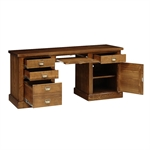 Industrial Pine Double Pedestal Desk 945.001_axabxd2r