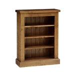 Industrial Pine Small Bookcase 945.008_fihklesr