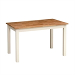 Chiltern Painted 130cm Fixed Top Dining Table E121_cm9valv9